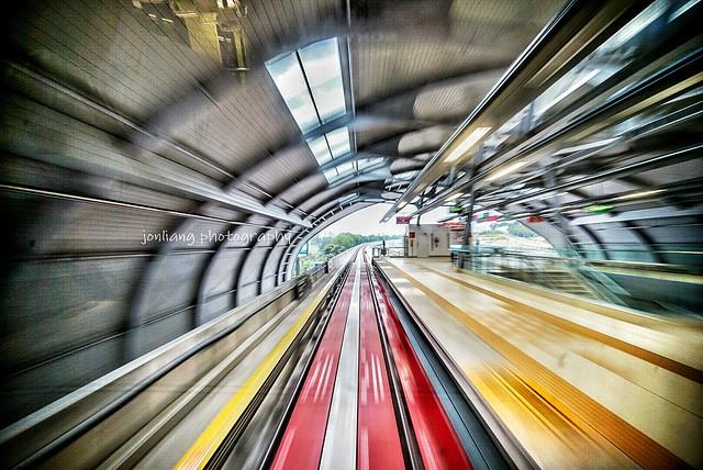 Train Ride -1