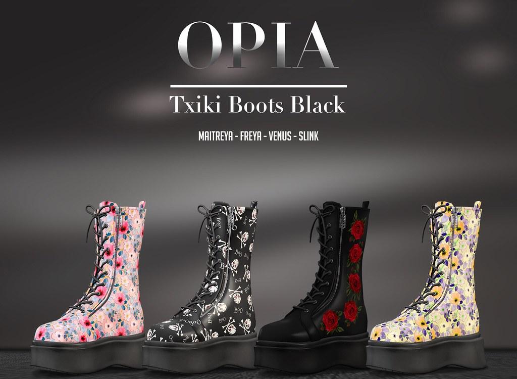 OPIA Txiki Boots