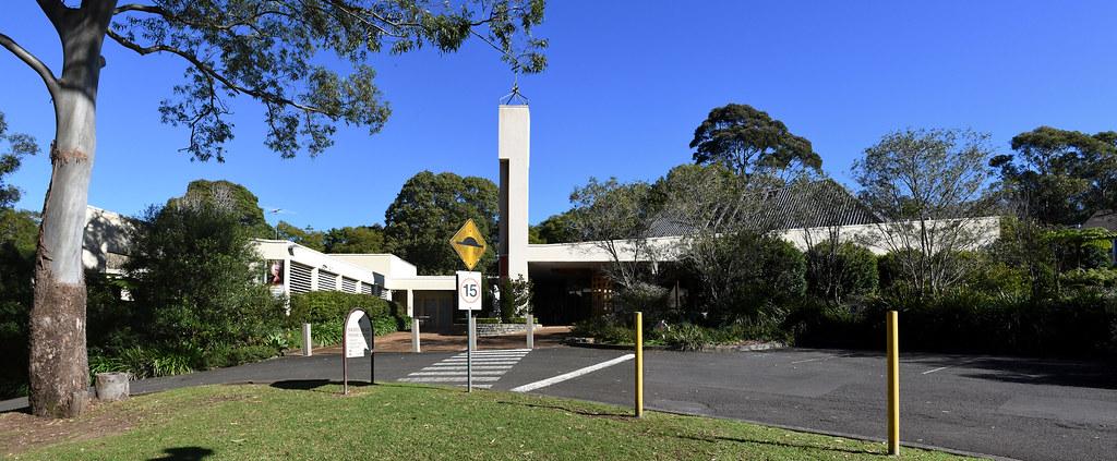 Sacred Heart Catholic Church, Pymble, Sydney, NSW.