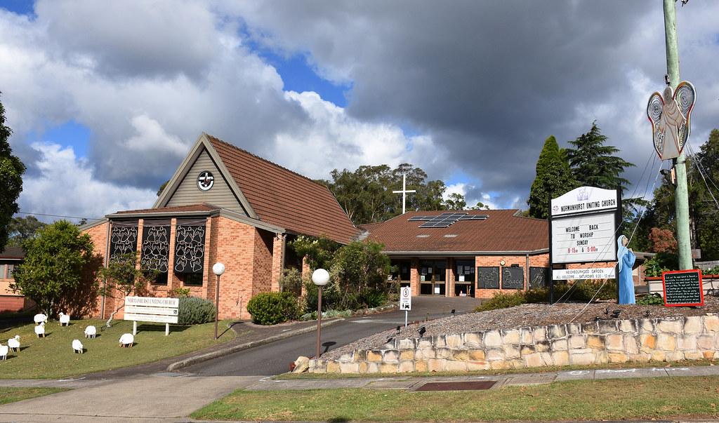 Normanhurst Uniting Church, Normanhurst, Sydney, NSW.