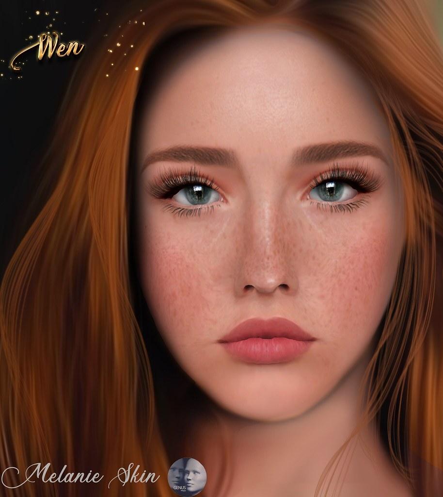 Wen - Melanie Skin (Genus)