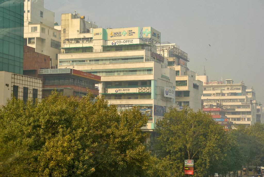 Netaji Subhash Place Delhi