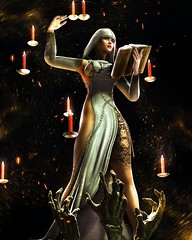~The Sorceress~