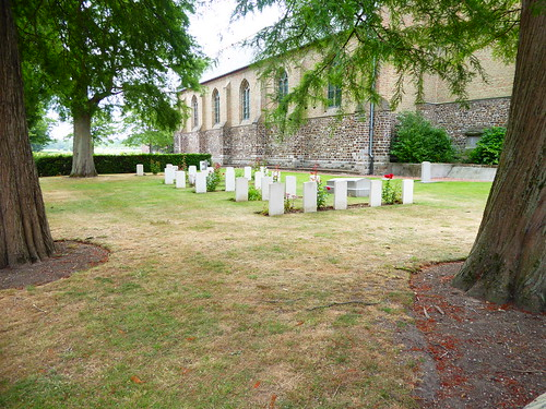YPRES SALIENT - Zillebeke Church 28 July 2017