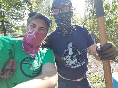 Masked Gardeners