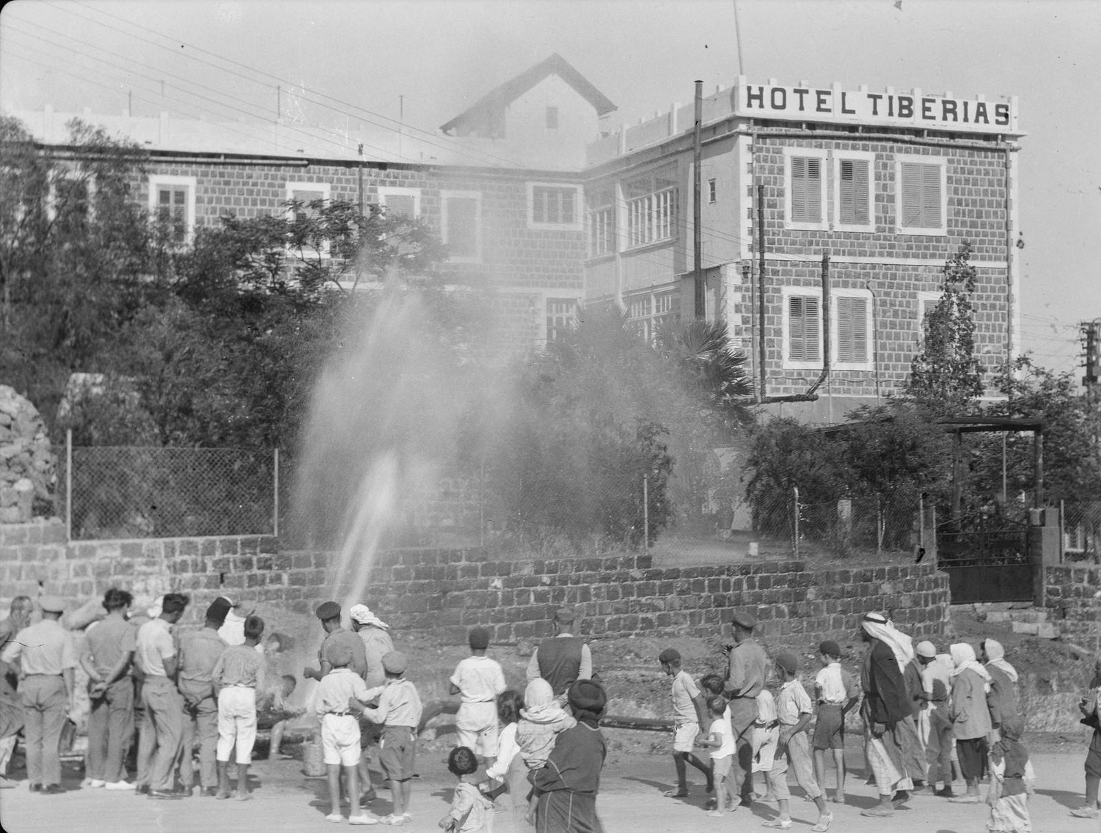 18. Отель Тверия
