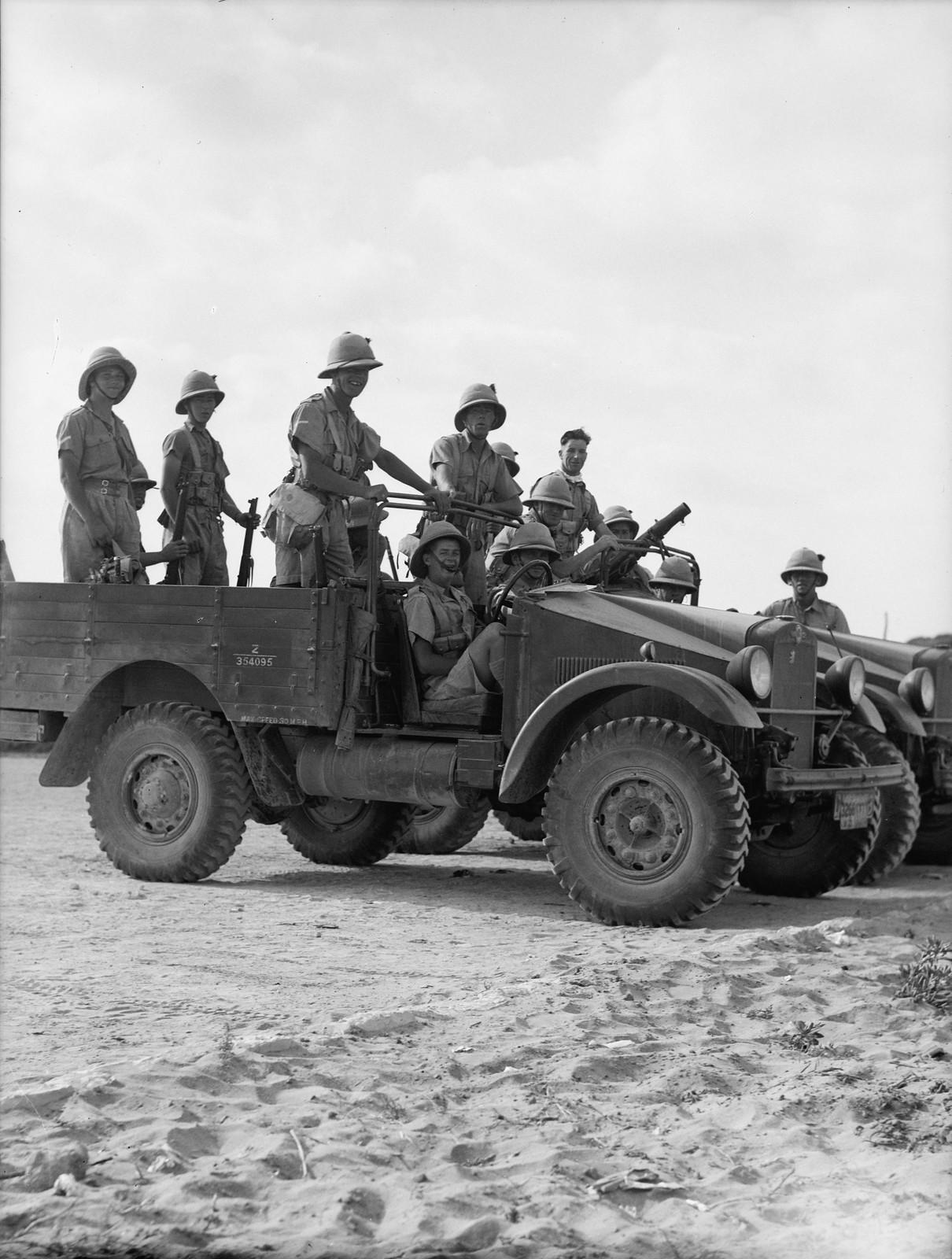11. Британские войска в Натании