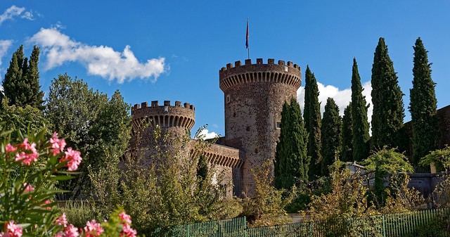 Tivoli / Rocca Pia