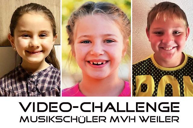 Video Challenge Musikschüler 2020