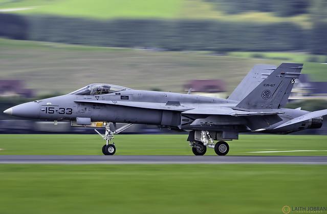 McDonnell Douglas EF-18A Hornet / ЕФ-18А Хорнет / اف-١٨ هورنيت