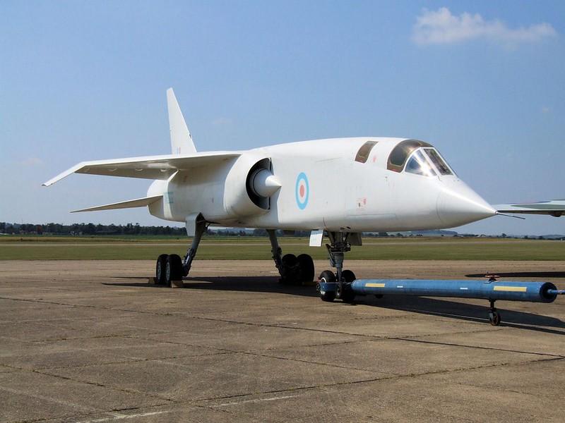 BAC TSR-2 3