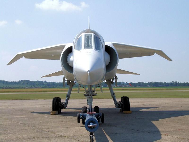 BAC TSR-2 2