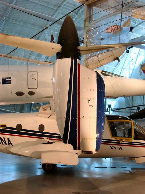 Bell XV-15 Tiltrotor 9