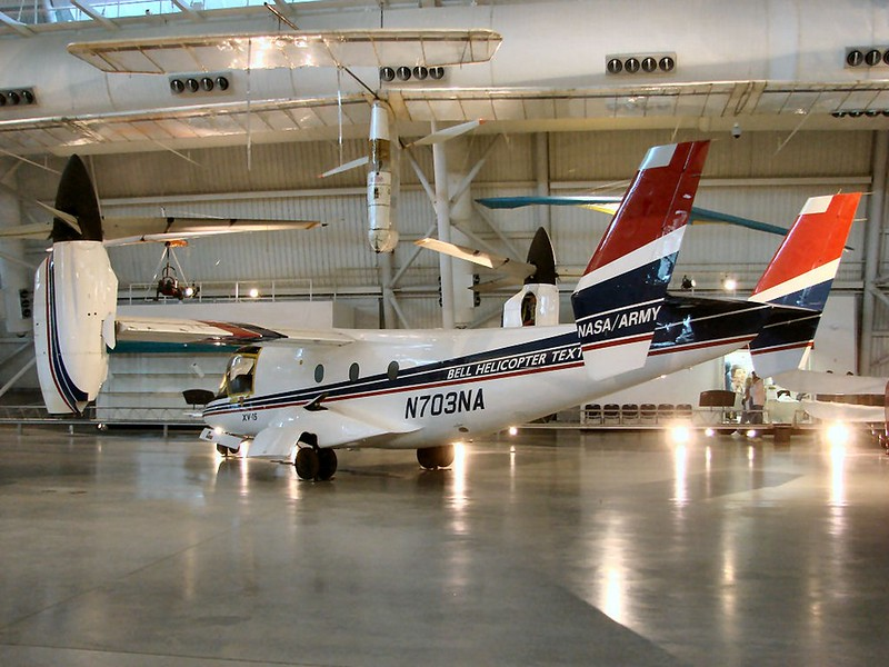 Bell XV-15 Tiltrotor 4