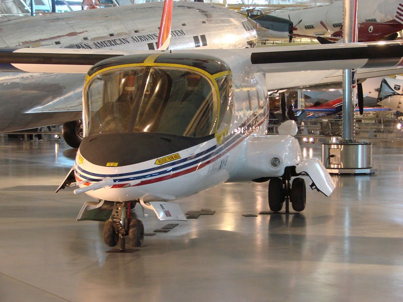 Bell XV-15 Tiltrotor 2