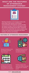 What are the features of attendance management System?
