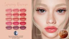 .Mars. - Spring Breeze HD GENUS Lipstick