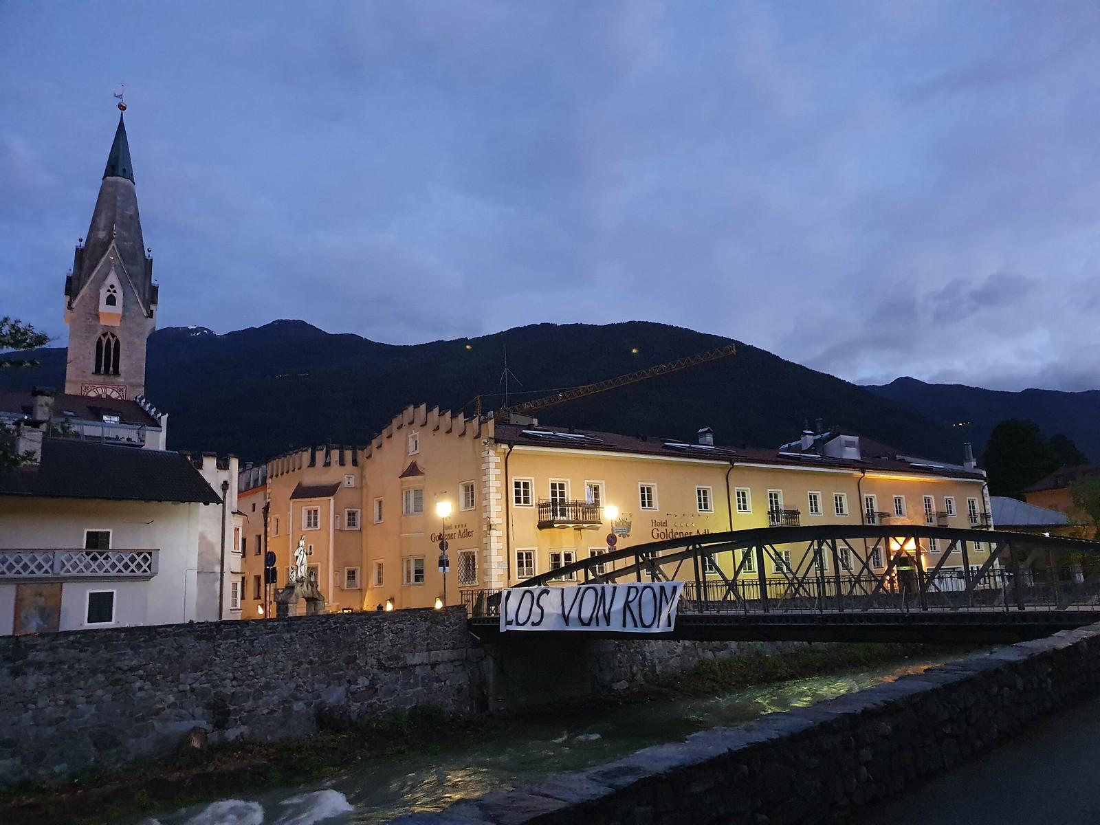 Selbstbestimmung für Südtirol – IATZ!, 2020