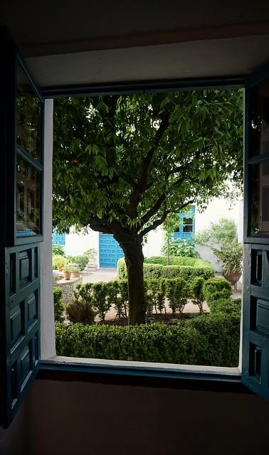 Jardines del Palacio de Viana!!!
