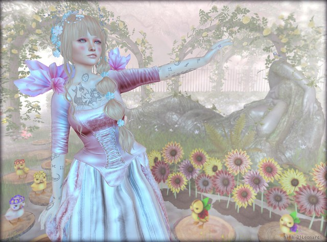 - Princess Ophelia -