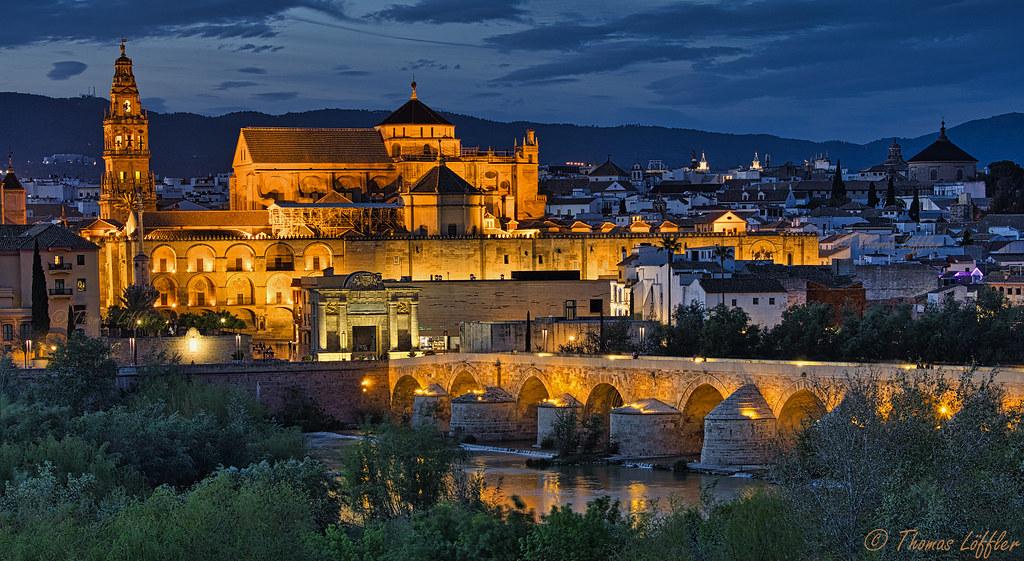 Mezquita-Catedral de Córdoba | blue hour evening view of the… | Flickr