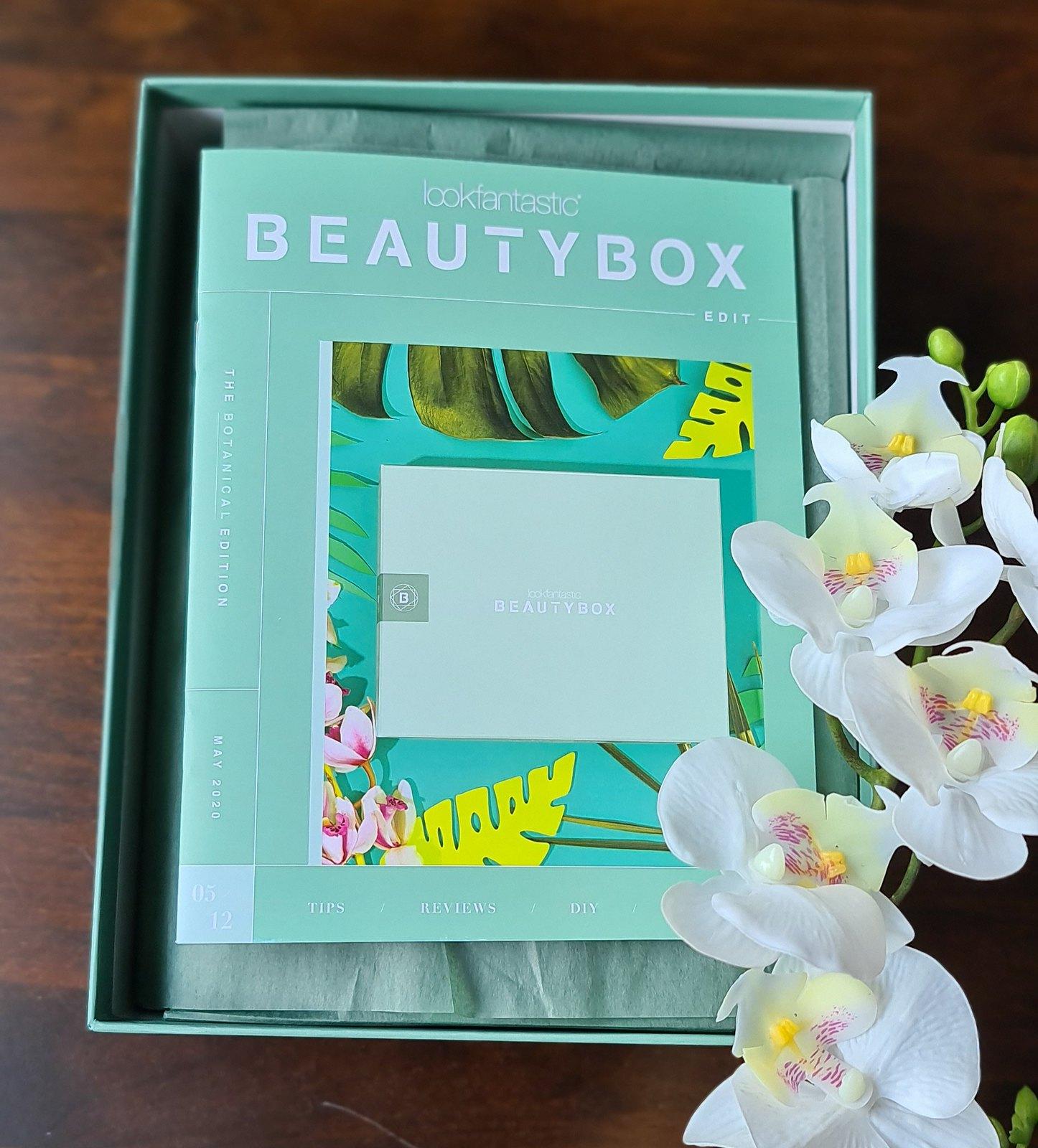 lookfantastic beautybox