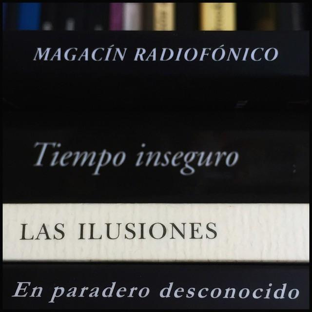 Magacín radiofónico en estado de alarma 16.5.20 #yomequedoencasa #frenarlacurva #haikusdestanteria #quedateencasa