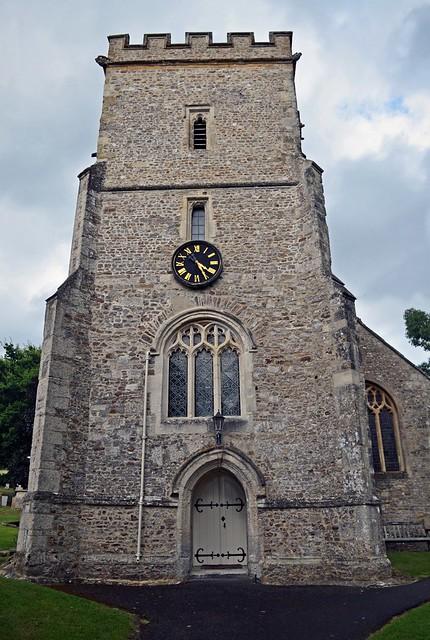 St Michael, Musbury