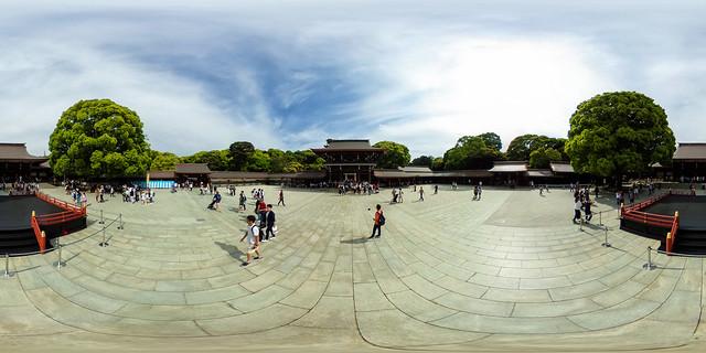 360° | Meiji Shrine