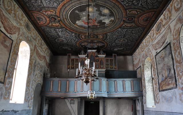 Lannaskede old church (IV)
