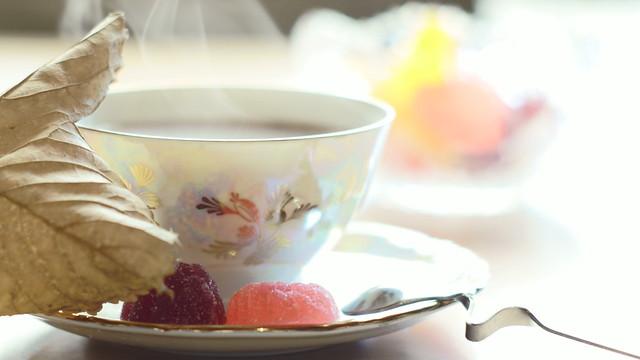 Чашка чая / A cup of tea