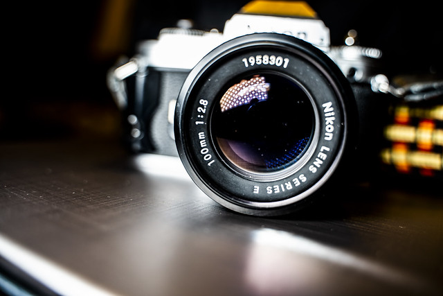 Nikon Nikkor 100mm F/2.8 Series E AIS