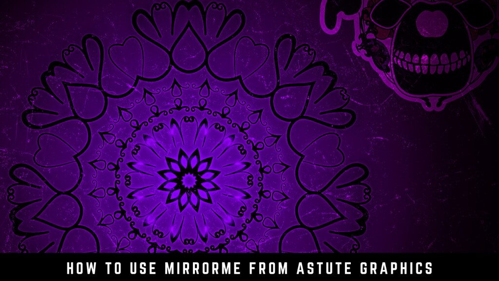 How to use MirrorMe from Astute Graphics