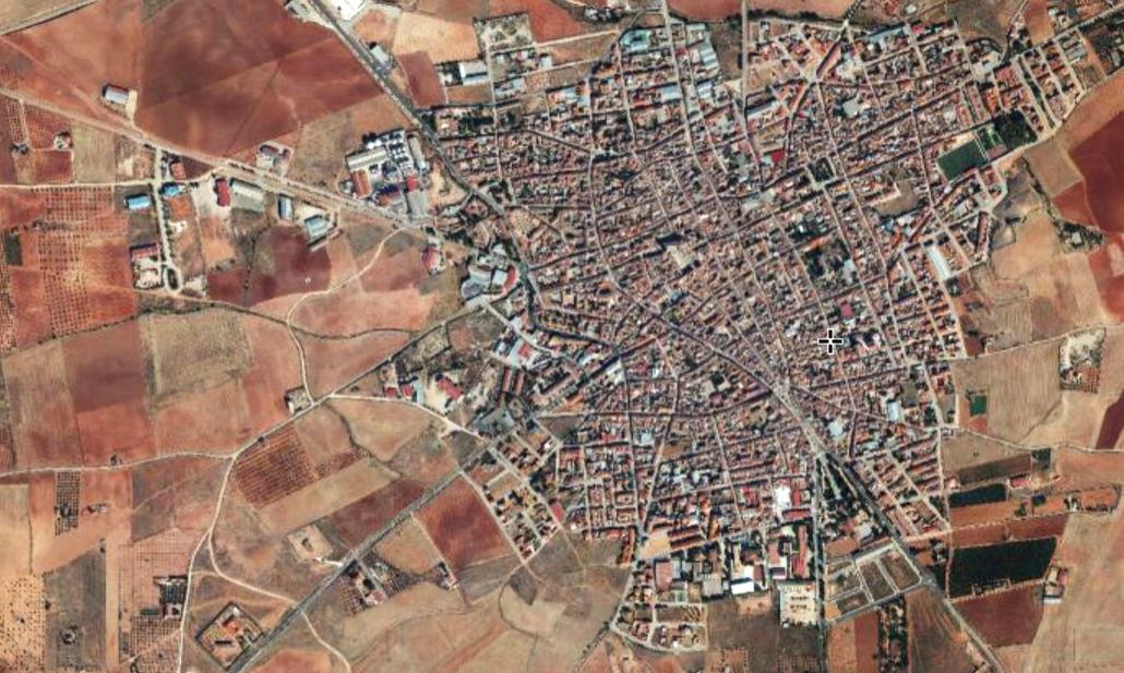 villanueva de los infantes, ciudad real, newville of the infants, después, urbanismo, planeamiento, urbano, desastre, urbanístico, construcción, rotondas, carretera