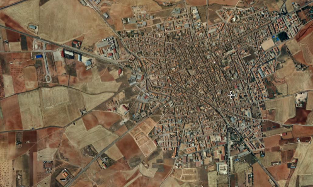 villanueva de los infantes, ciudad real, newville of the infants, antes, urbanismo, planeamiento, urbano, desastre, urbanístico, construcción