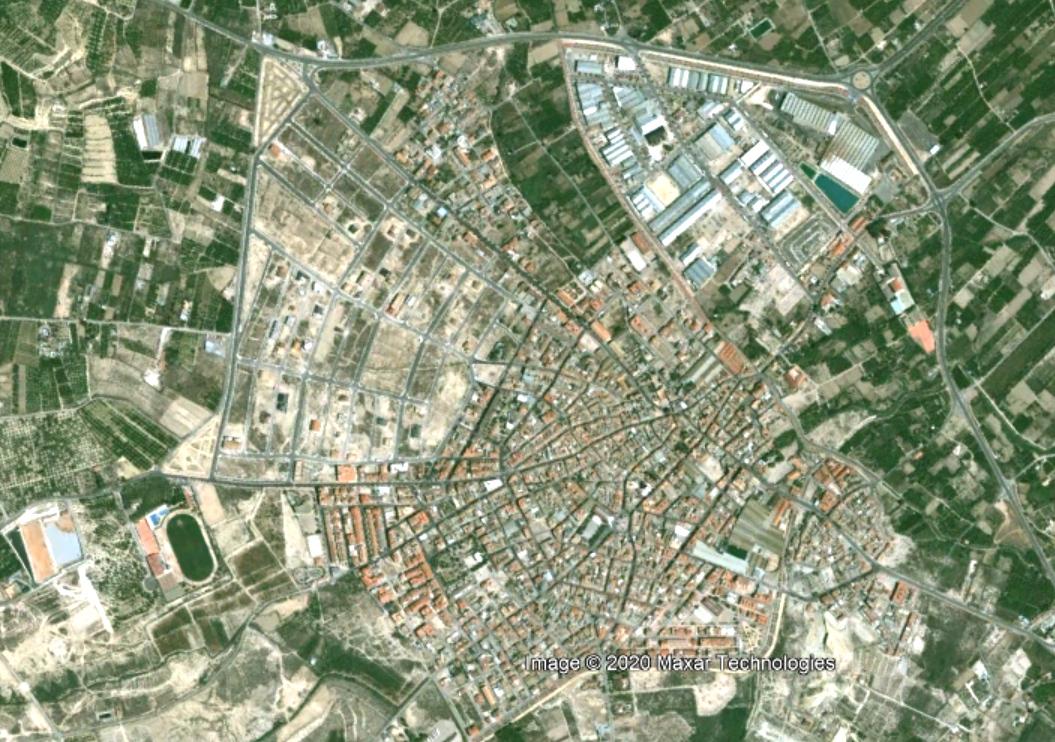ceutí, murcia, no es de ceuta, antes, urbanismo, planeamiento, urbano, desastre, urbanístico, construcción