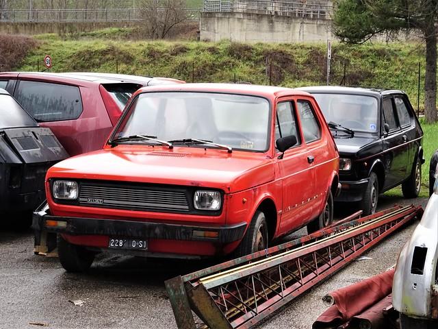 1981 Fiat 127 - 1981 Fiat 127 Sport