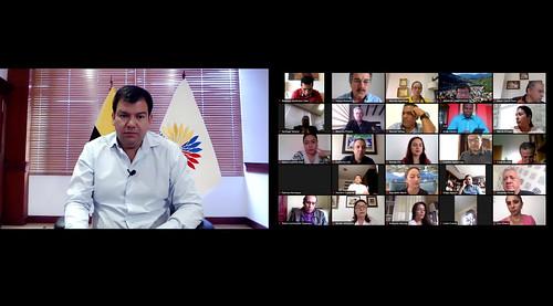 CONTINUACIÓN DE LA SESIÓN NO. 668 DEL PLENO DE LA ASAMBLEA NACIONAL (VIRTUAL). ECUADOR, 16 DE MAYO 2020