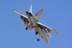 United States Navy (USN) - Boeing EA-18G Growler - BuNo 166936 - Nellis Air Force Base (LSV) - July 21, 2015 3 071 RT CRP