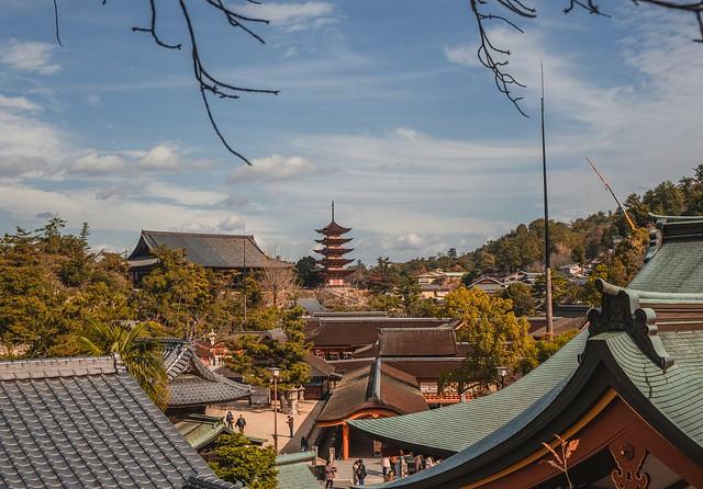 Miyajima Island - Hiroshima, Japan