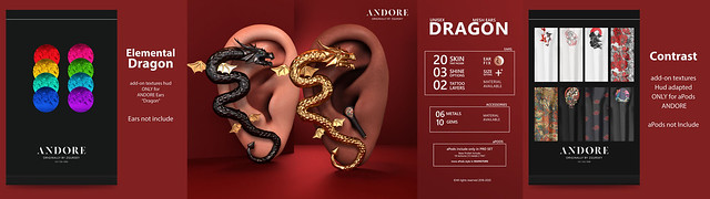 :ANDORE: @ Exclusive for Man Cave Event (Open: 17th May)