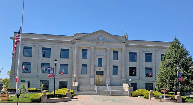 linden city hall