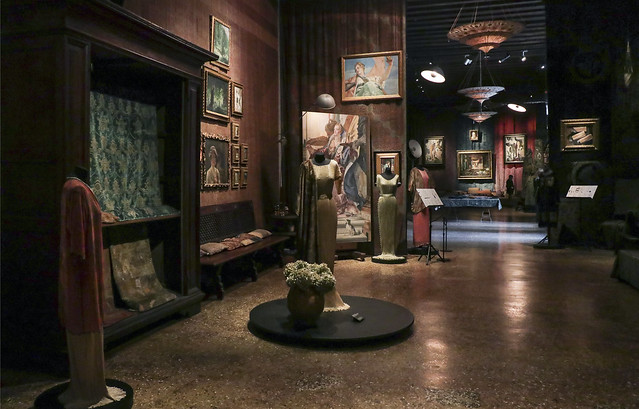 Fortuny Museum - Venice trip - Sept 2019- Day2