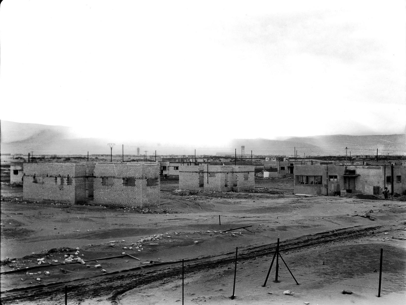 32. Хайфа. Жилищное строительство. Развитие района Хайфского залива