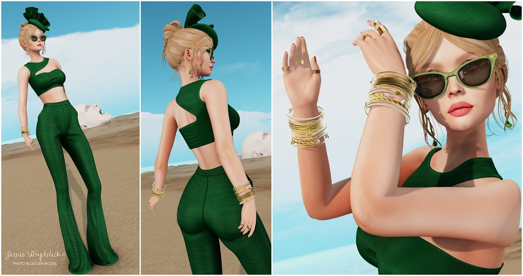 LOTD 1590 - Emerald