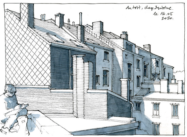 du toit, chez Antoine