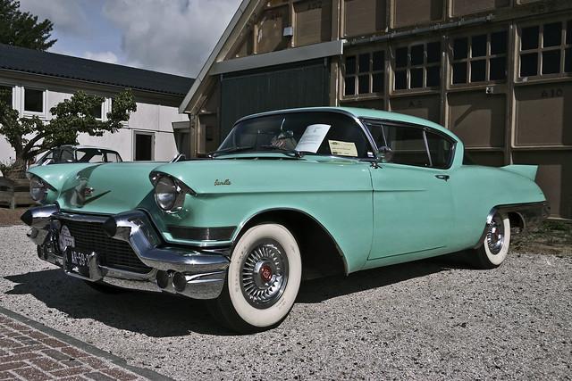 Cadillac Eldorado Seville Coupé 1957 (6183)