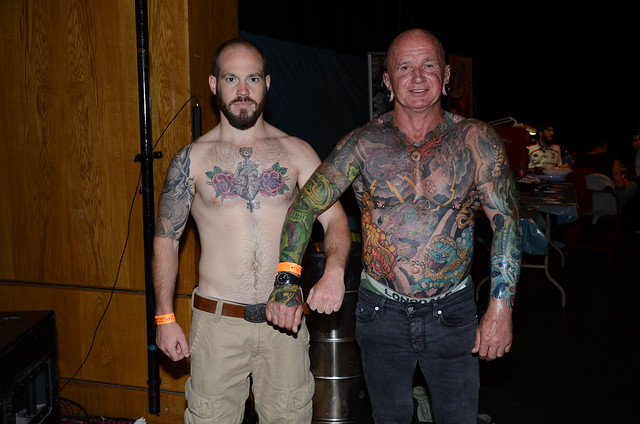 inked men
