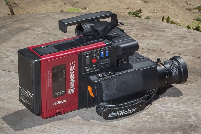 Victor legendary video camera