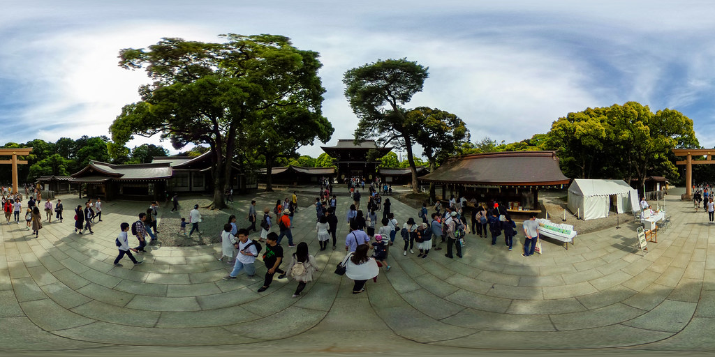 360° | Meiji Shrine